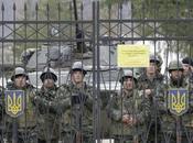 """Ucrania califica presencia rusa Crimea """"declaración guerra"""""""