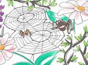 araña patosa