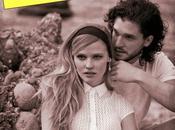 REVISTAS: Lara Stone Harington para Vogue!