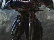 Nuevo Trailer Transformers Extinction Póster Optimus Prime