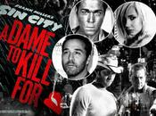 "Primer tráiler ""Sin City: Dame Kill For"""
