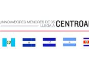 Premios Technology Review Innovadores menores (Centroamérica)