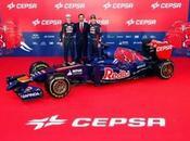 Formula temporada 2014: Toro Rosso.