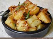 Tapa patatas ajillo vinagre balsámico Pedro Ximénez