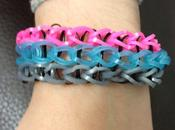 Pulsera gomitas triple