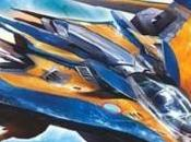 Nueva imagen promocional Guardianes Galaxia para servilletas