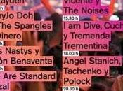 Radio Encendida: Sidonie, Najwa, Dinero, León Benavente, Tachenko, Chinarro, Izal, Nach...