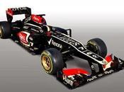 Formula temporada 2014: Lotus.