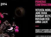 DCode Fest 2014: Vetusta Morla, Jake Bugg, Bombay Bicycle Club, Russian Red, Anna Calvi...