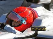 Schumacher muestra ligeras mejorias