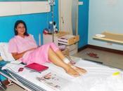 Jungla, Sanguijuelas, Semana Hospital Calcuta