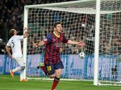 Messi libera Barça