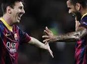 Polémica celebración Dani Alves empaña triunfo Barcelona