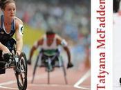 Tatyana McFadden, bebé abandonado nacer espina bífida primera atleta mundo conseguir ganar cuatro maratones