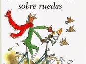 Doña Eremita sobre ruedas. Quentin Blake.