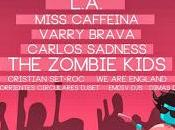 Fuel Fandango L.A. completan cartel Emdiv Festival