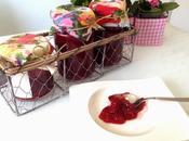 Mermelada fresas baja azúcar