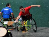 Campeonato pala silla ruedas Guipuzcoa