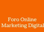 Foro Online Marketing Digital: #FOMD sesiones ponencias casos prácticos