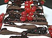 Tarta comtessa coulis frutos rojos