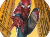 Portada alternativa Granov para Amazing Spider-Man