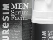 Sérum Facial Hombre Uresim Calma Hidrata Piel Dejar Rastro