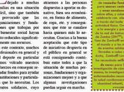 ZUMBA® Segovia firma artículo sobre deporte solidario MUJER SEGOVIA