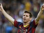 Messi, máximo goleador histórico Barcelona