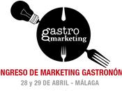 GastroMarketing 2014: Innovación, Marketing mucha Gastronomía Málaga( abril)