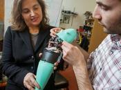 Nuevo robótico mueve casi rápido como real