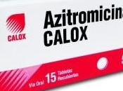 Zitromax otros antibióticos producen aumento riesgo daño cardíaco muerte