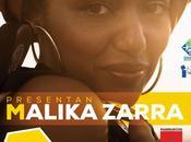 Malika Zarra concierto