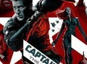 Nuevo póster Capitán América: Soldado Invierno para IMAX