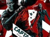 "Impresionante póster imax ""capitan america: soldado invierno"""