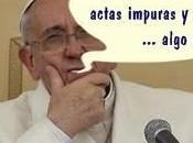 "Sobre sanción Arrabaldo ""actas misa""."