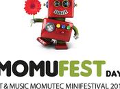 """MOMUFEST """"Art Music Momutec Minifestival 2014"""""""