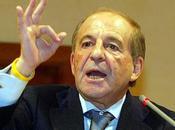 "García acusa Pérez ""muy mentiroso""."