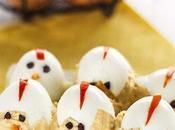 Pollitos Pascua (huevos rellenos)