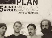 Dillinger Escape Plan junio Barcelona