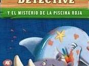pluma querubín: Rino Detective misterio piscina roja