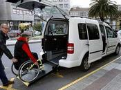 primer taxi para diversos funcionales Carballo Coruña