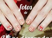 Fotos uñas decoradas