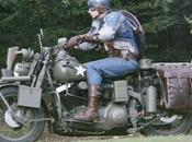 Primeras imágenes Capitán América'