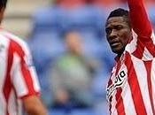 ghanés Gyan estrena como goleador Sunderland