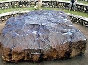 meteoritos pesados impactado Tierra