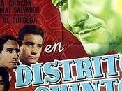 """""""Distrito quinto"""" Julio Coll"""