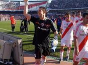 Juan Pablo Carrizo, sostén River puntero