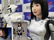 HRP-4: Robot Pinta bien.