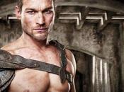 Andy Whitfield volverá segunda temporada Spartacus: Blood Sand