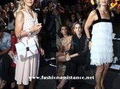 Cibeles Madrid Fashion Week, Primavera-Verano, 2011. Primeros Front Rows